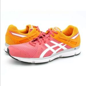 Asics Womens Gel-Invasion Synthetic Running Shoes